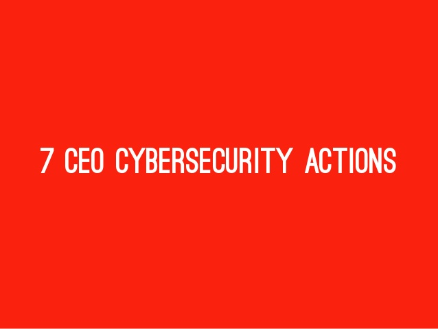 Detailed Account of Cyber Security Tips